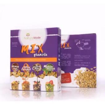 Naturmade Granola Mix 4 Rasa 400g