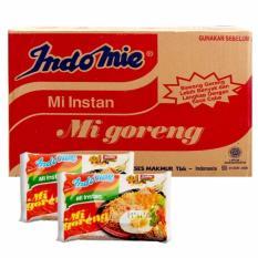 Indomie Mie Goreng Special Mie Instant [85 g/ 40 pcs] +FREE 5 CAOS ABC SASET
