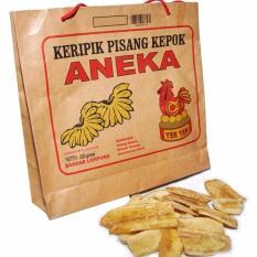 Keripik Pisang Coklat Aneka Yen Yen Khas Lampung