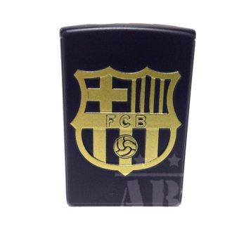 Gambar Korek Api Bara Matches Desain Emblem Barcelona