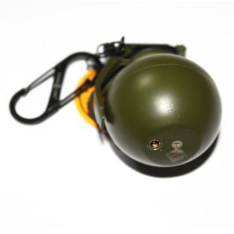 ... Korek Api Granat Manggis 2963 / Korek Gas Isi ulang/ Body Besi - 4
