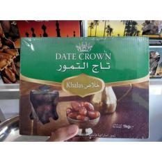 kurma date crown khalas 1 kg