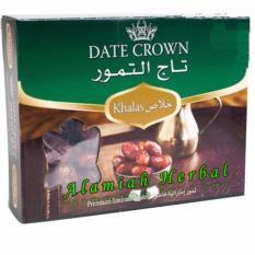 Kurma Dates Crown Khalaz 1kg