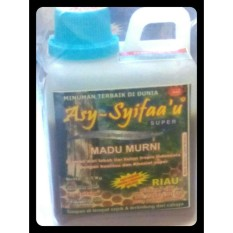 Madu Hutan Liar Asli Riau 1/2 kg
