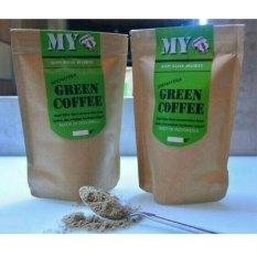 MY GREEN COFFEE/KOPI HIJAU/KOPI DIET BAKAR LEMAK ORGANIK 500GR