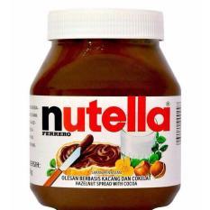 Nutella Hazelnut Spread with Cocoa - 600 gr