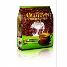 Old Town White Coffee Hazelnut Malaysia - 15 sachets
