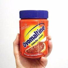 Ovomaltine Crunchy Cream - Made in Belgium - Rasa Cokelat