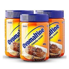 Promo - Ovomaltine Crunchy Cream 380 gr - 3 Jar