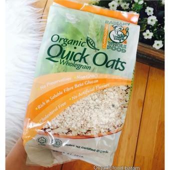 ... Instant Oatmeal Rooled Oatoatmeal Source · Radiant Organic Quick Oats 500gm
