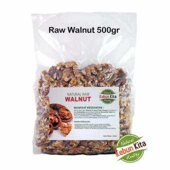 Raw Walnut 500gr ( Kacang Walnut Mentah )