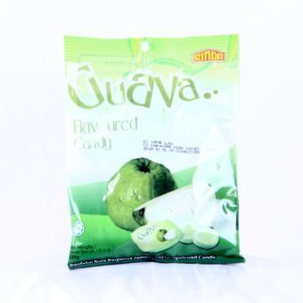 Rinda Guava flavoured candy - Permen malaysia rasa guava