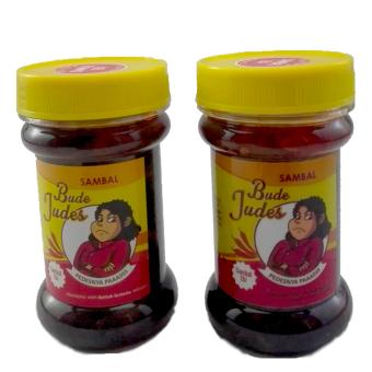 Sambal Ebi Bude Judes (2 botol)