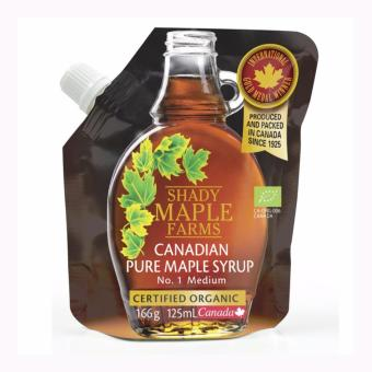 harga Shady Maple Farms Canadian Pure Maple Syrup - 125 Ml Lazada.co.id