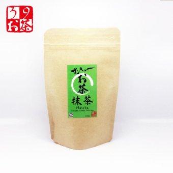 Shizuoka Shimada Matcha Green Tea Powder 100gr Japan