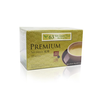 Teh 63 - Teh Jawa Oolong Premium Black Tea