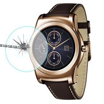 Diskon Penjualan 0.2mm 9H HD Tempered Glass Film Screen Protector For LG WatchUrbane W150 - intl Perbandingan harga