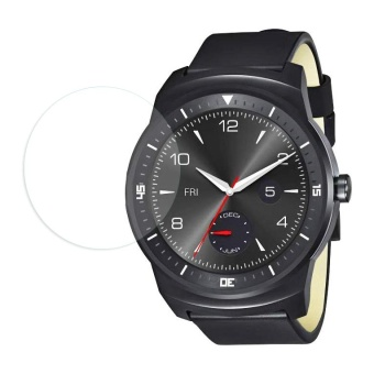 0.3mm Tempered Glass Screen Protector for LG G Watch R W110 - intl .