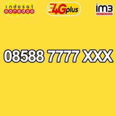 08588 7777 372 Nomor Cantik IM3 Ooredoo Indosat