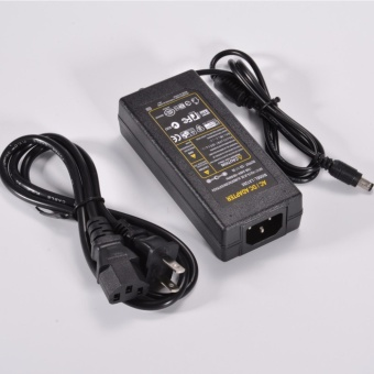 100V - 240V To DC 12V 5A Switching Power Supply Adapter For LEDstrip Light - intl