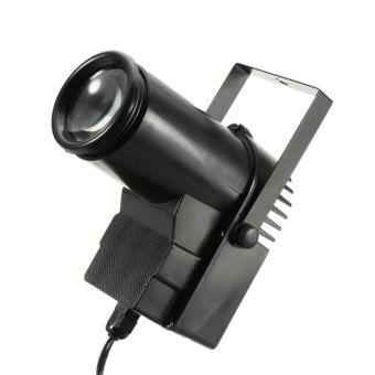 10W RGBW Beam LED Stage Light Pin Spot Disco Bar Party Effect Lighting Lamp Black - intl - 3