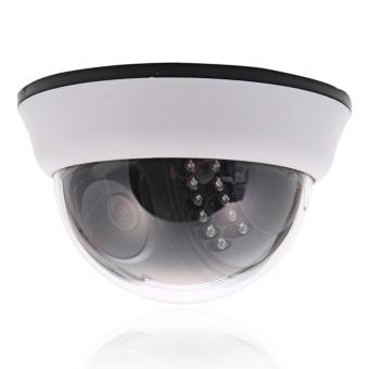 1200TVL CMOS 22IR Potong 36mm Lensa Kamera Keamanan CCTV
