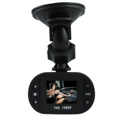 1280*960 Full HD Car DVR 1.5 LTPS LCD Layar Kelas Tinggi-ResolutionUltra Wide Angle Lens C600 Super mini Car Vehicle Blackbox DVR RoadDash Video Kamera Perekam-Intl