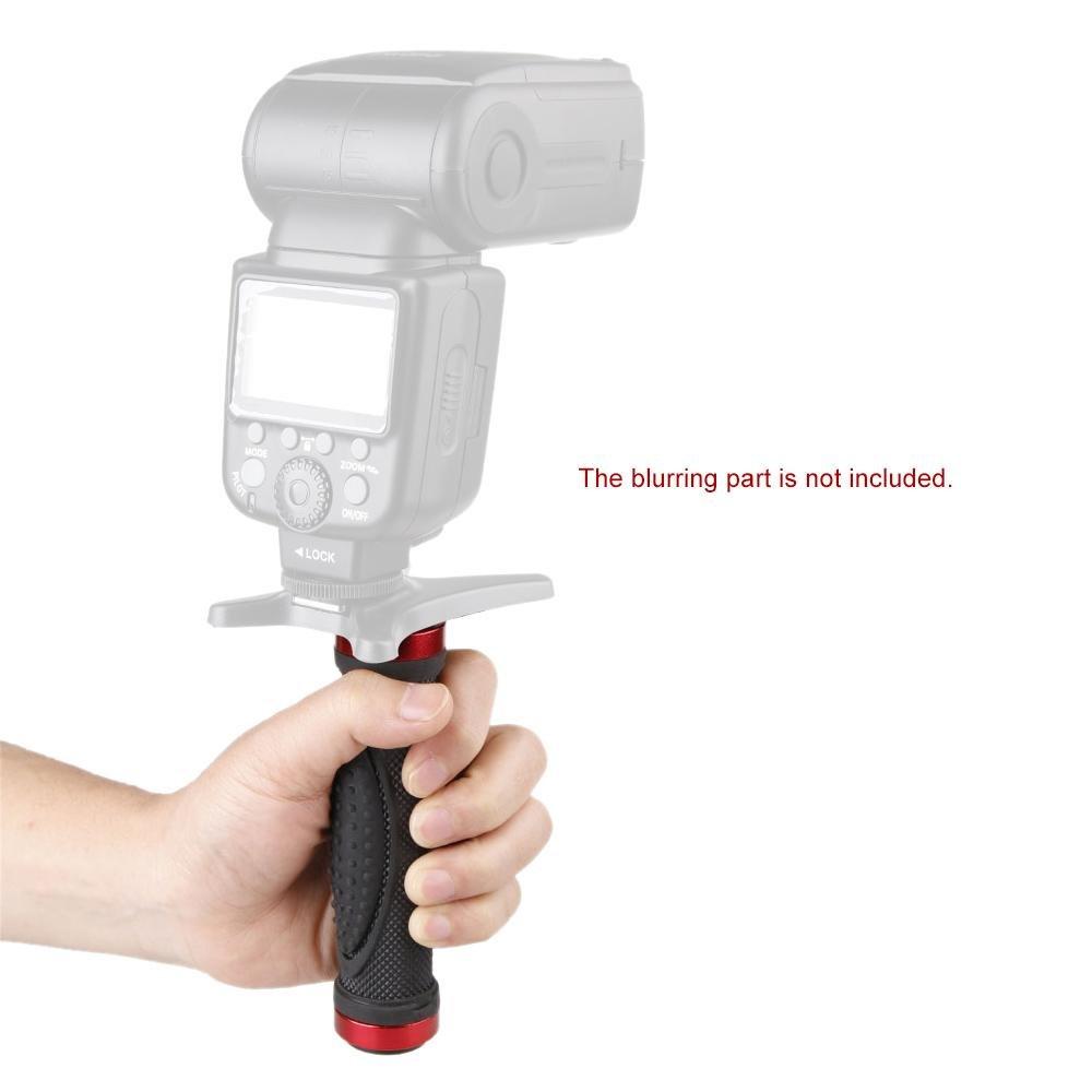 "Flash Sale 1/4"" Screw Handle Holder Grip Stabilizer for Canon Nikon Sony Digital Video Camera Camcorder Gopro Camera Outdoorfree - intl"