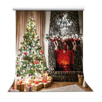 15 x 21m Vinyl Christmas Photography Studio Photo