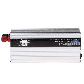 1500W Converter Modified Power Inverter Car DC 12V to AC 220V -intl