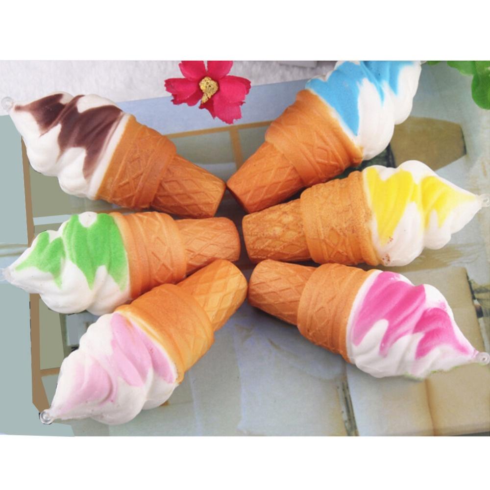 ... Lambat Rising dengan Kemasan Kaus Hangat Huruf Mainan. Source · 17CM Kawaii Jumbo Squishy Slow Rising Sprinkles Cream Scented Ice Cream Pendant phone .