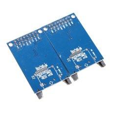 2 buah Slot kartu SD modul soket pembaca untuk Arduino MCU lengan baru - Internasional
