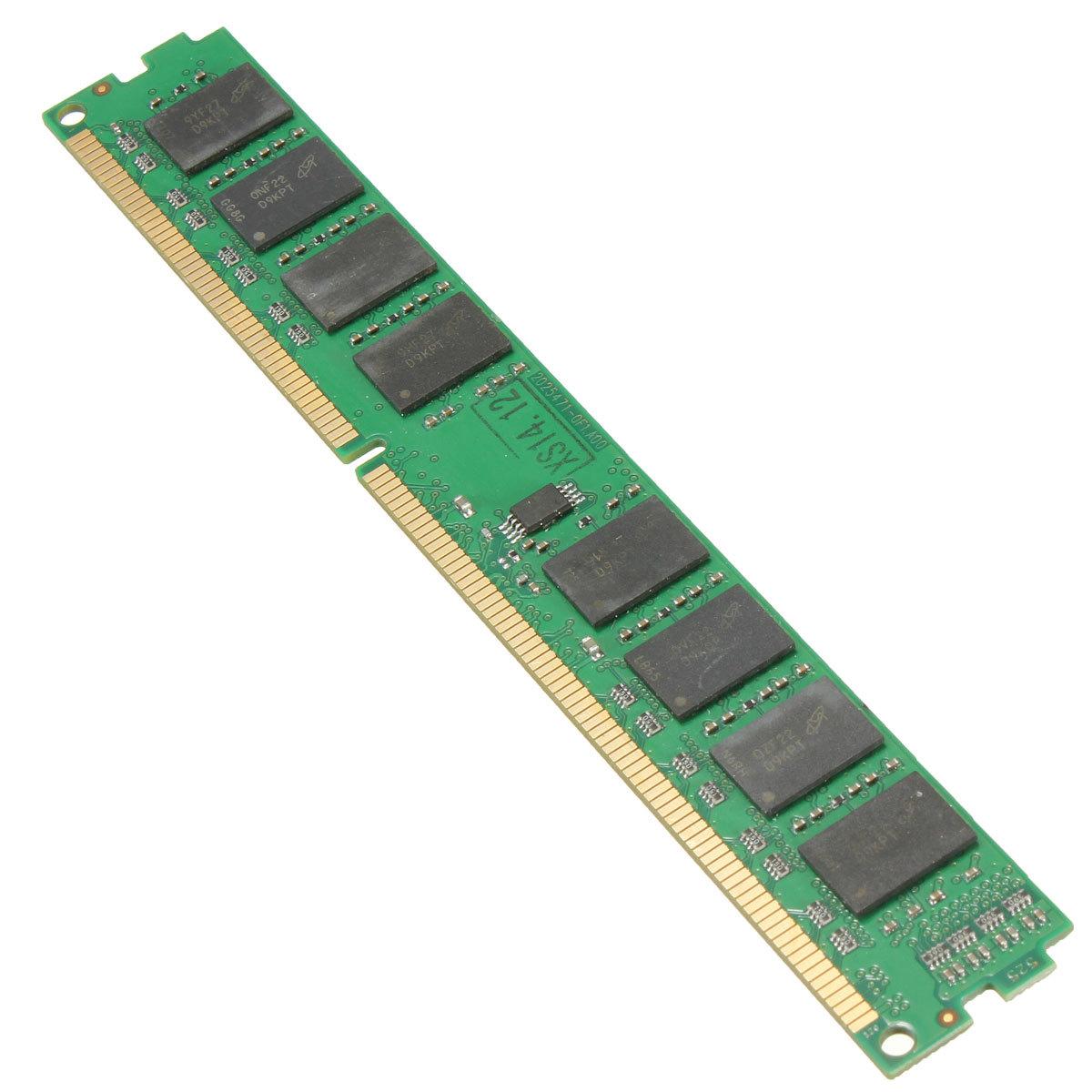 2 GB DDR3 PC3-10600 1333 mhz desktop DIMM memori memukul-
