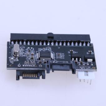 2-in-1 IDE untuk SATA Adaptor/SATA untuk IDE adaptor konverter - 5