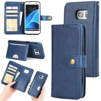 2 in 1 Premium Wallet Folio Flip PU Leather Case Protective ShellMagnetic Detachable Slim Back Cover