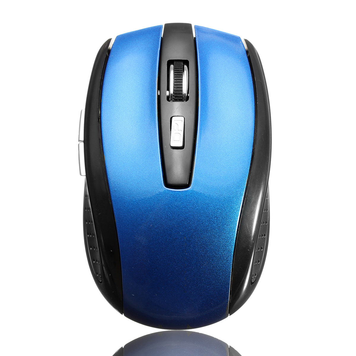 ... 2.4 Ghz High Qulity Rancangan RF Wireless Mouse Optik/tikus + USB 2.0 Untuk PC ...