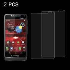 2PCS for Motorola MOTO DROID RAZR M / XT907 0.26mm 9H+ Surface Hardness 2.5D Explosion-proof Tempered Glass Film - intl