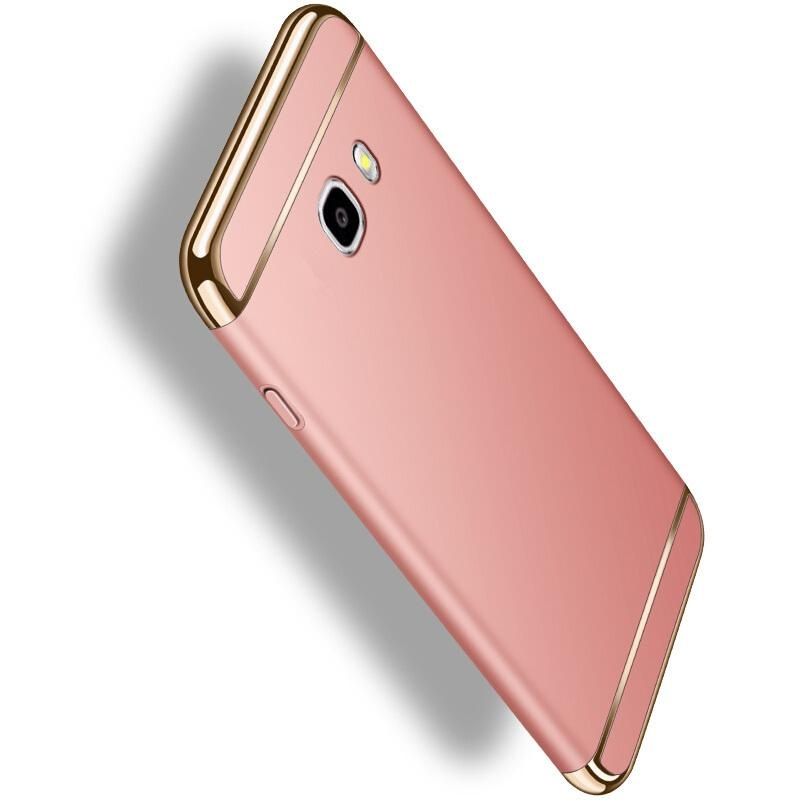 ... 3 In 1 Ultra Thin and Slim Hard Case Coated Non Slip Matte Surfacewith Electroplate Frame ...
