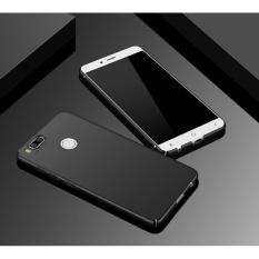 360 degrees Ultra-thin PC Hard case phone case for Xiaomi Mi5X/Black -