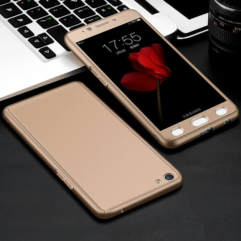 ... 360 Full Body Coverage Protection Hard Slim Ultra-thin Hybrid CaseCover    Skin with Tempered ... fd3d81c2fd