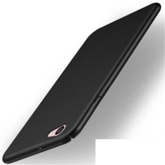 360 ultra-thin matte PC hard Cover Case For Oppo F3 Plus(Black - intl