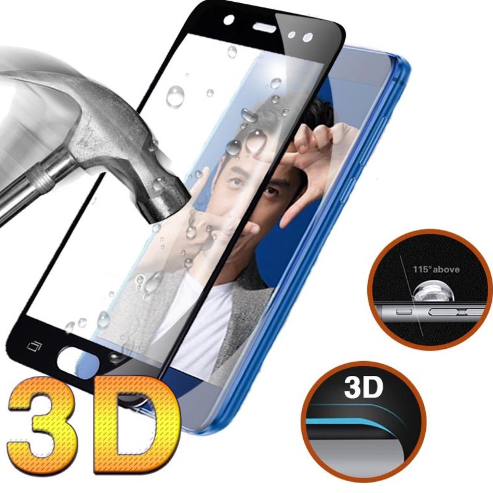 3d Full Cover Tempered Glass Warna Screen Protector For Xiaomi Redmi New Itemtempered Fullwarna Note 4x Gold 3