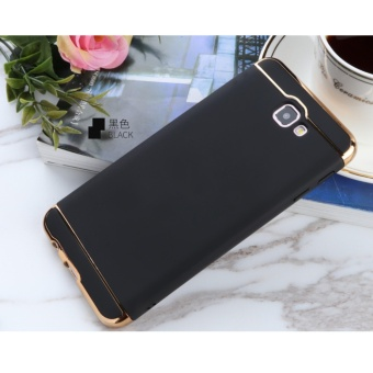 3in1 Ultra-thin Electroplated PC Back Cover Case for Samsung Galaxy J7 Prime / Galaxy On7 (2016) - intl