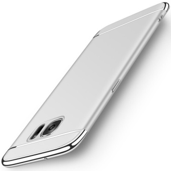 3in1 Ultra-thin Electroplated PC Back Cover Case for Samsung Galaxy S6 - intl