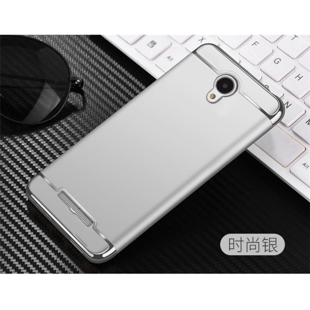 3in1 Ultra-thin Electroplated PC Back Cover Case for Xiaomi Mi Note 2 - intl ...