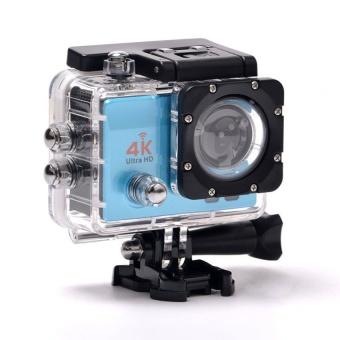 4K Ultra SJ9000 Wifi Waterproof Sport Action Camera 2.0 Inch 16MP 1080P sport DV(Blue) - intl