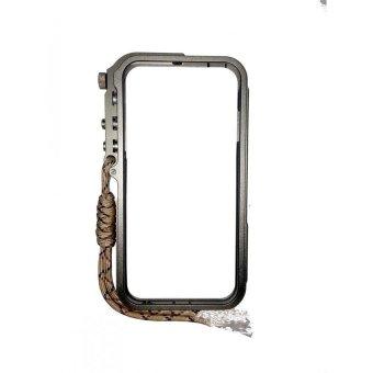 4TH Design Trigger Iphone 6 Plus - Abu-abu