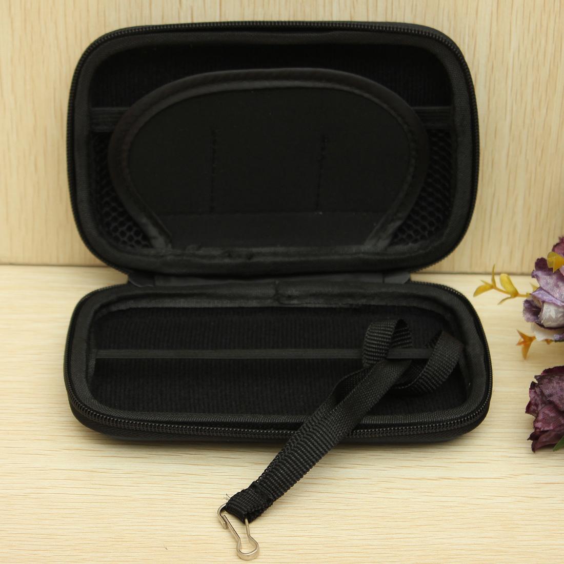 6,35 cm Hard Disk eksternal HDD penutup pelindung harddisk tas kantong Case bawaan .