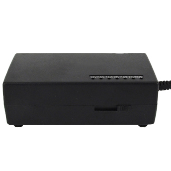 96W 12V-24V 4A AC/DC Adaptor Universal Laptop Notebook Power SupplyCharger (Black)