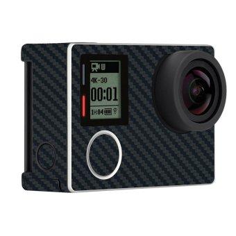 9Skin - Premium Skin Protector untuk GoPro Hero4 - Carbon Texture -Hitam